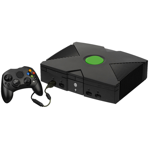 Microsoft X Box