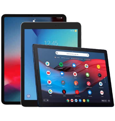 iPad or Android Tablet Repairs