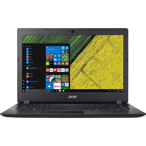 Acer Aspire A315 51 Core i3 6006U Laptop