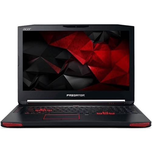 Acer Predator Core i7 7820HK Gaming Laptop