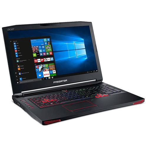 Acer Predator G9 793 Core i7 6700HQ Laptop Repairs