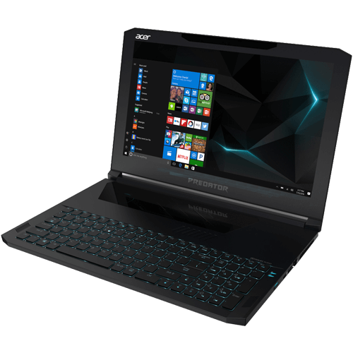 Acer Predator Helios 300 Core i7 7700HQ Gaming Laptop Repairs