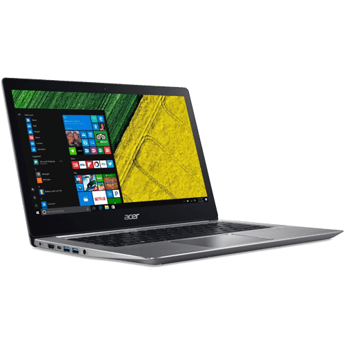 Acer Swift SF314 52 Core i7 8550U 10 Laptop