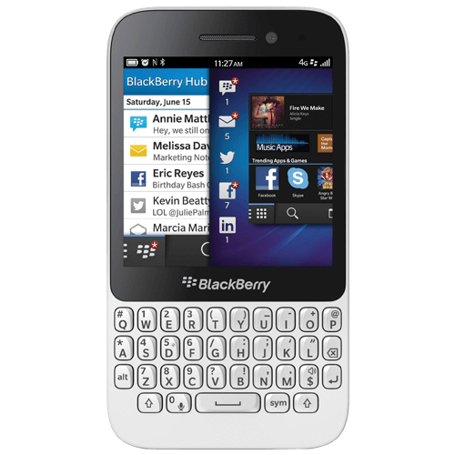 Blackberry Q5 Mobile Repairs