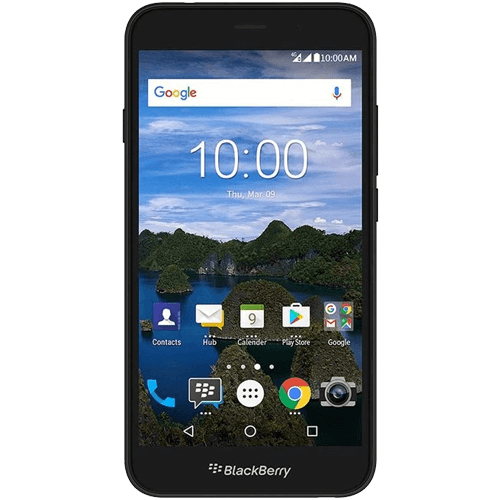 Blackberry Aurora Mobile