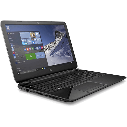 HP 15.6 Inch Intel Celeron Laptop