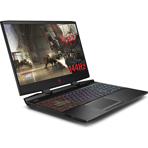 HP Omen 15.6 IN Intel I5 8GB 128GB 1TB GTX1050 Gaming Laptop
