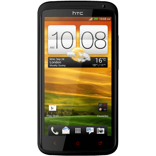 HTC One X plus Mobile
