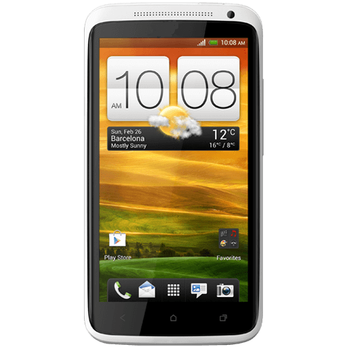 HTC One X Mobile