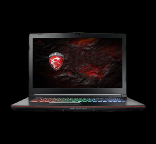 MSI GT75VR 7RF Titan Pro Core i7 7820HK Gaming Laptop Repairs