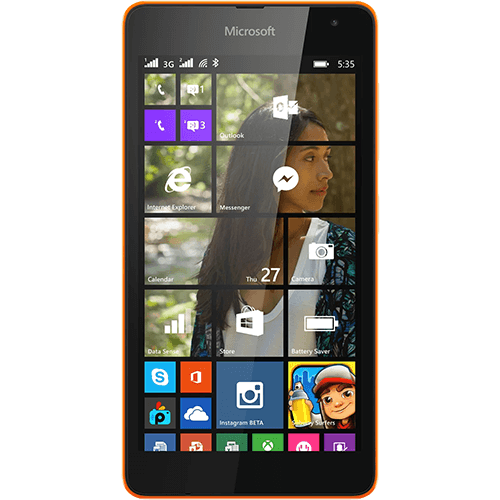 Microsoft Lumia 535 Mobile