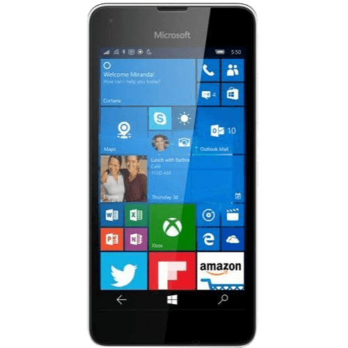 Microsoft Lumia 550 Mobile