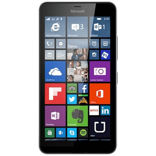Microsoft Lumia 640 XL Mobile
