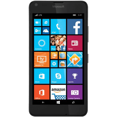 Microsoft Lumia 640 Mobile