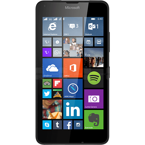 Microsoft Lumia 950 XL Mobile