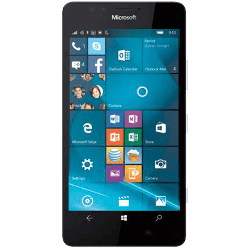 microsoft lumia 950 mobile