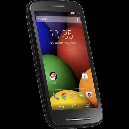 Moto E Mobile