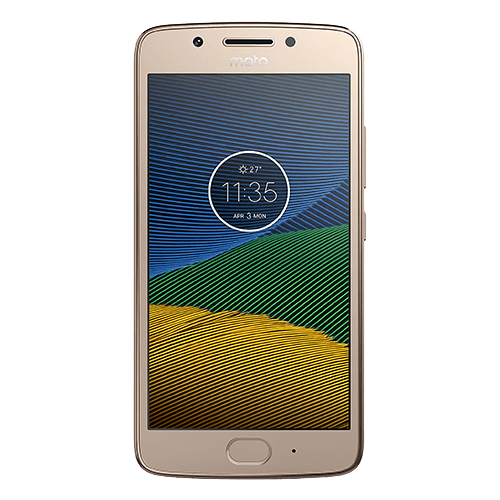 Moto G5 Plus Mobile