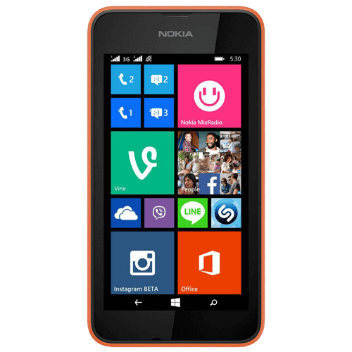 Nokia 530 Lumia Mobile Repairs