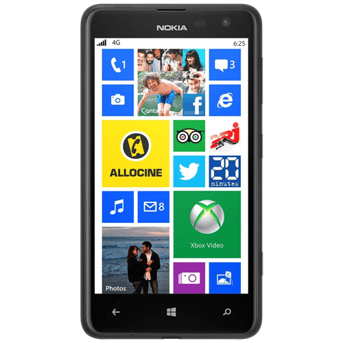 Nokia 625 Lumia Mobile