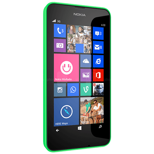 nokia 630 lumia mobile