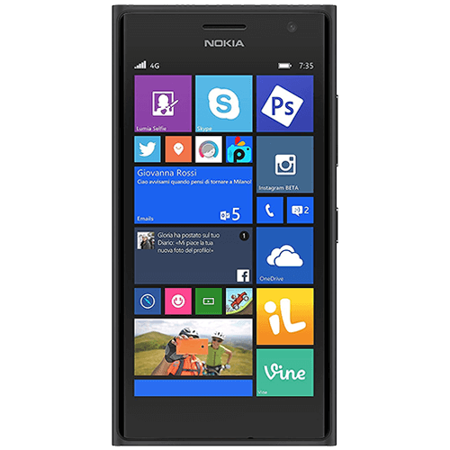 Nokia 735 Lumia Mobile