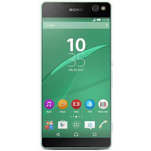 Sony Xperia C5 Ultra Mobile