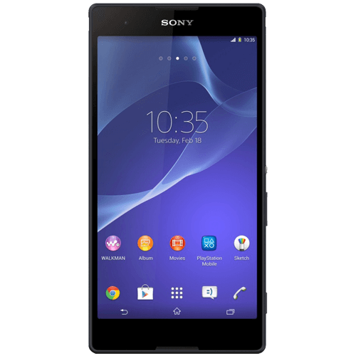Sony Xperia T2 Ultra Mobile