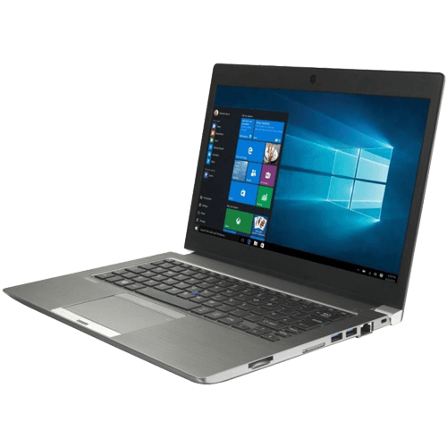 Toshiba Portege Z30 C 16L Core i7 6500U Laptop Repairs