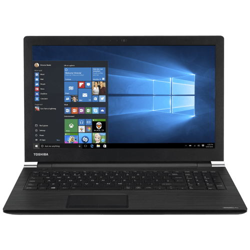 toshiba satellite pro r50 c 179 core i3 6006u laptop