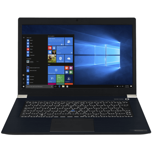Toshiba Tecra x40 D 10H Core i7 7500U Laptop Repairs