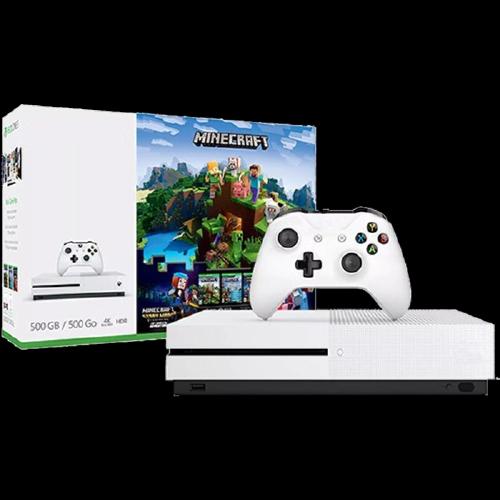 Xbox One S 1tb Minecraft Bundle Repairs