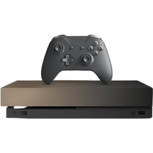 Xbox One X 1tb Special Edition Battlefield Repairs