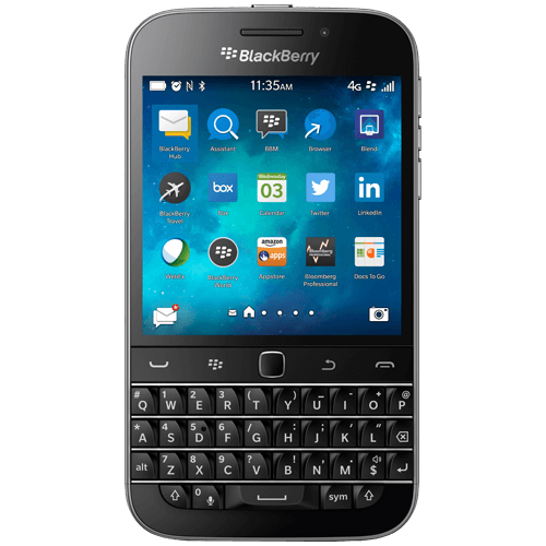 Blackberry Classic Mobile