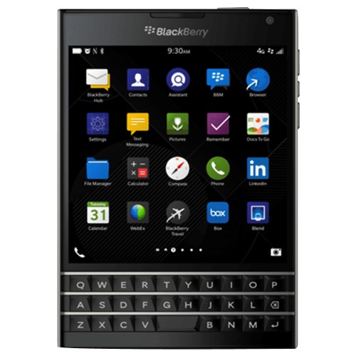 BlackBerry Passport Mobile