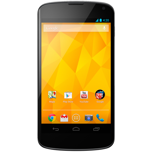 Google Nexus 4 Repair