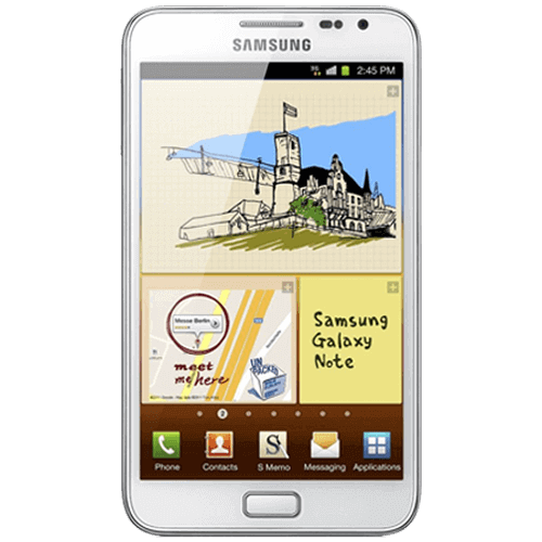 Samsung Galaxy Note 1 Mobile